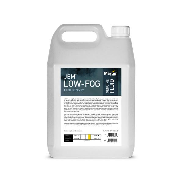 JEM Low-Fog Fluid, High Densit
